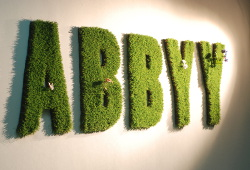 Серебряные нити любви от компании ABBYY